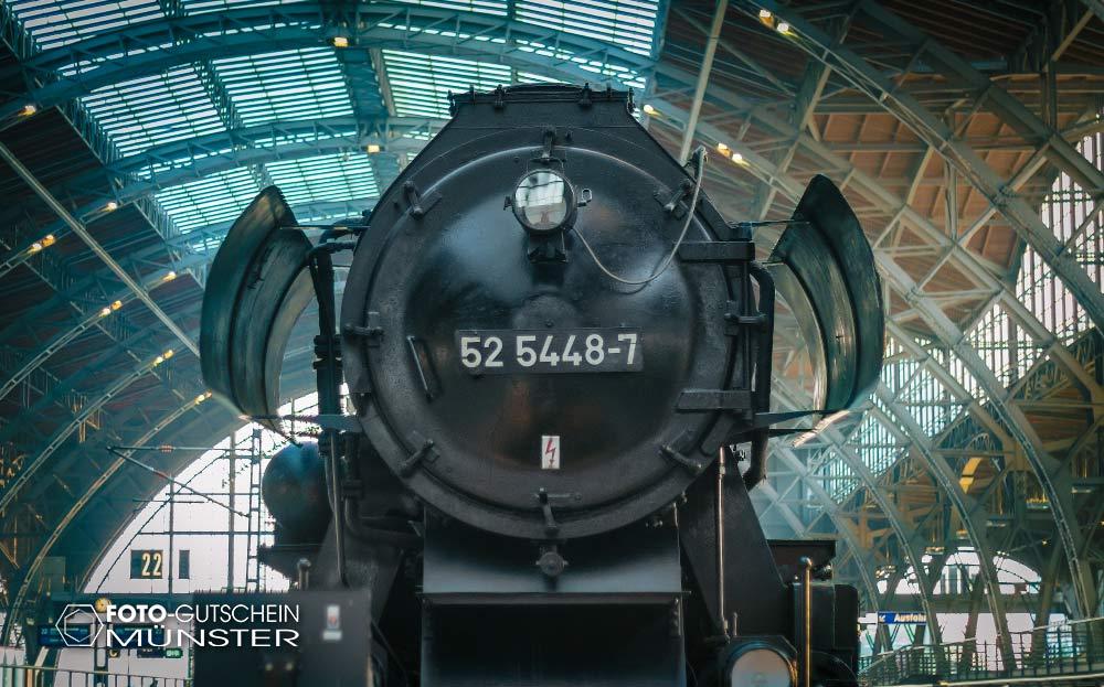 Eisenbahn Gutschein Fotoshooting